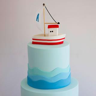 AlexandrosChristening-cake