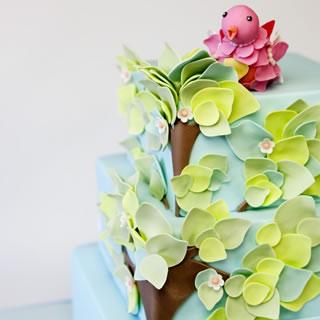 birdie-cake