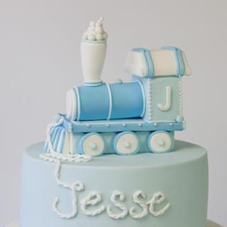 jesse train-cake