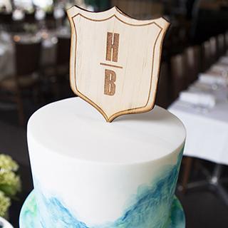 Hugo Cake Artist : watercolour christening, elegant christening Melbourne ...